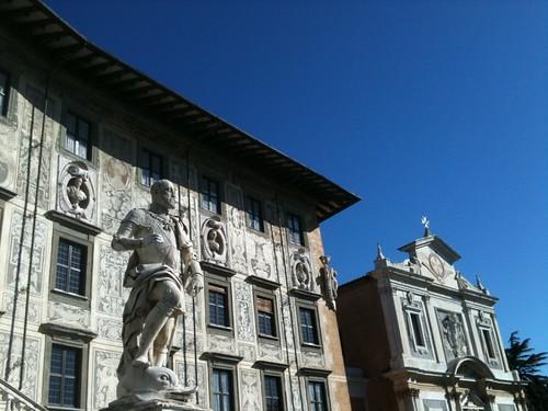Teachers' college in Pisa