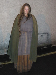 Camelot costume #7 (just a new cloak, though)