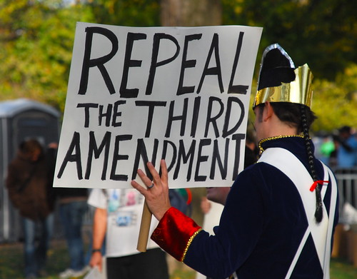 Repeal the Third Amendment