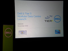 Dell & Tier5 modular data centre launch