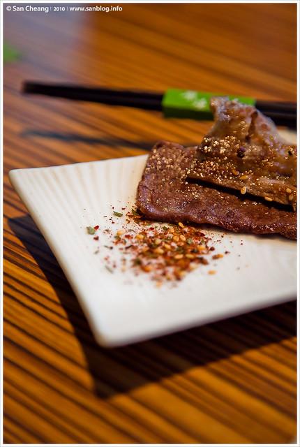 原燒 / 燒好的牛肉