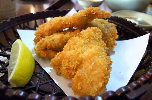 Ebi and Fish Fry