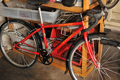Upcycles bike shop in Woodlawn-5