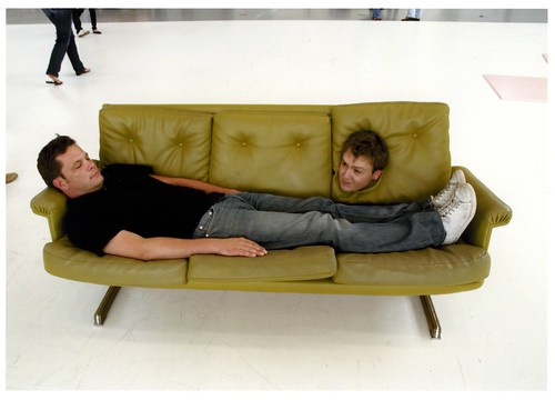 One Minute Sofa.