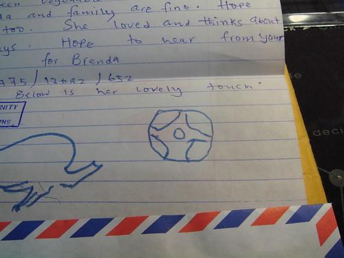 來自烏干達的信件