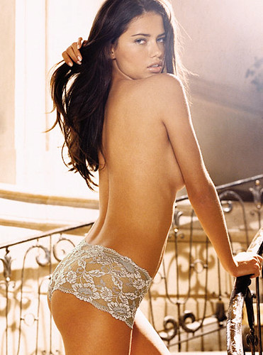 Adriana Lima Victoria's Secret Lingerie Super Model