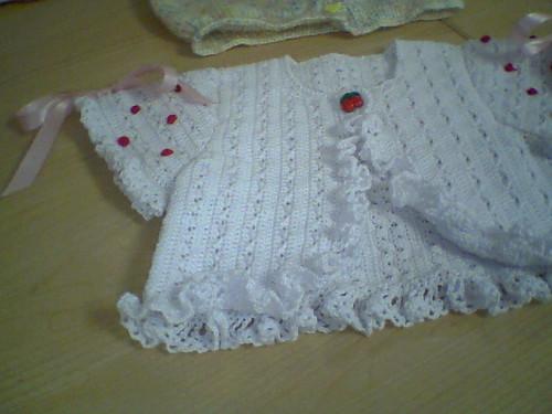 Bebek yelek hırka örnekleri modelleri