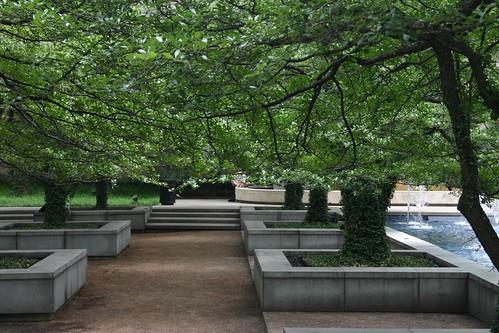 Art Institute Garden
