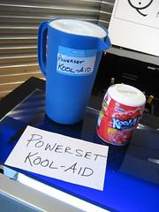 Powerset Kool-Aid