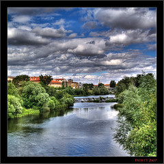 Tormes river @ Salamanca - by Paco CT