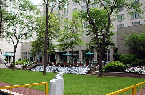 Green Spaces in Center City Philadelphia