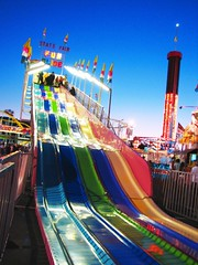 Slide at the fair by pbo31