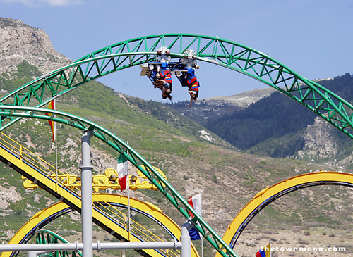Possibly in memory of lagoon park, utah. - Theme Park Review