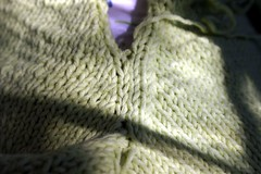 extreme close-up seaming party