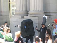 IMG_0088 (Rainforest Action Network) Tags: coal climatechange rainforestactionnetwork citi cleanenergy globalfinance