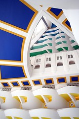 Burj 7 (it's wesley) Tags: hotel dubai uae burjalarab atrium luxury unitedarabemirates 7star burj