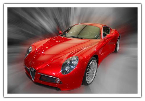 Alfa Romeo 8C Competizone