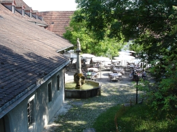 Warth Restaurantgarten
