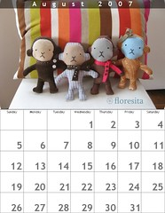 monkey calendar for you