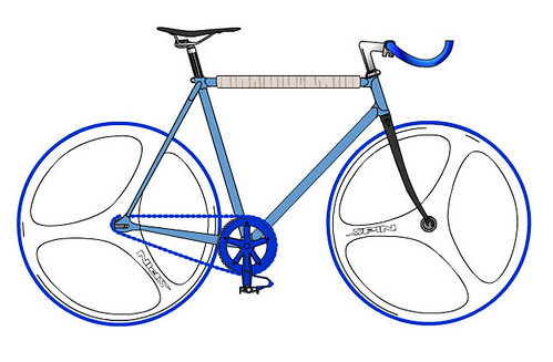 Bicycle design web application