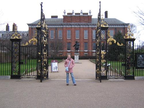 Palácio de Kensington por gitensini.