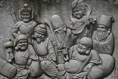 7 Lucky Gods of japan