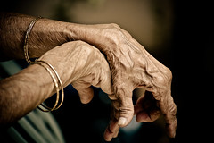 Strength ... (knowsnotmuch) Tags: old family grandma gold hands 5 toned wrinkles pp bangles piratetreasure explored 55200vr piratetreasure2 piratetreasure3