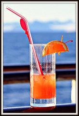CRUISER Svalbard:   23.30h Planters Punch   29.414.06 (Juergen Kurlvink) Tags: travel cruise blue sea vacation orange mer color leave water beautiful norway geotagged island see bay reisen eau meer wasser europa europe ship view planters urlaub norwegen svalbard insel alcohol shore maxim fjord punch blau nordsee alkohol ferien schiff cruiser glas spitsbergen 2007 reise liner bucht reeling getrnk spitzbergen juergen kreuzfahrt nachher landgang nordmeer magdalenenfjord 0fav magdalenen kurlvink nordeurpa neptunbar schiffsheck kurli1 0allok gorkyi 0crtv
