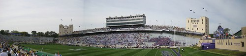 Ryan Field panorama