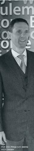 Obmann DDr. Philipp Metnitz