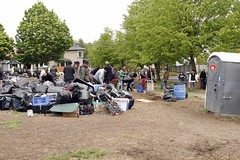 Nickelsville-loading 2 (pamelakliment) Tags: seattle homeless movingday tentcity skyway kliment nickelsville nickelsvillenickelsvilleskyway pamelakliment