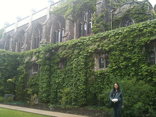 Annie in U of T