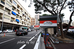 Start/Finish Line (Ling.Shijie) Tags: travel canon f1 montecarlo monaco startfinishline