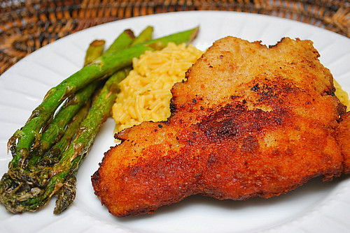 What's Cookin, Chicago?: Breaded Pork Cutlets (Pork Schnitzel)