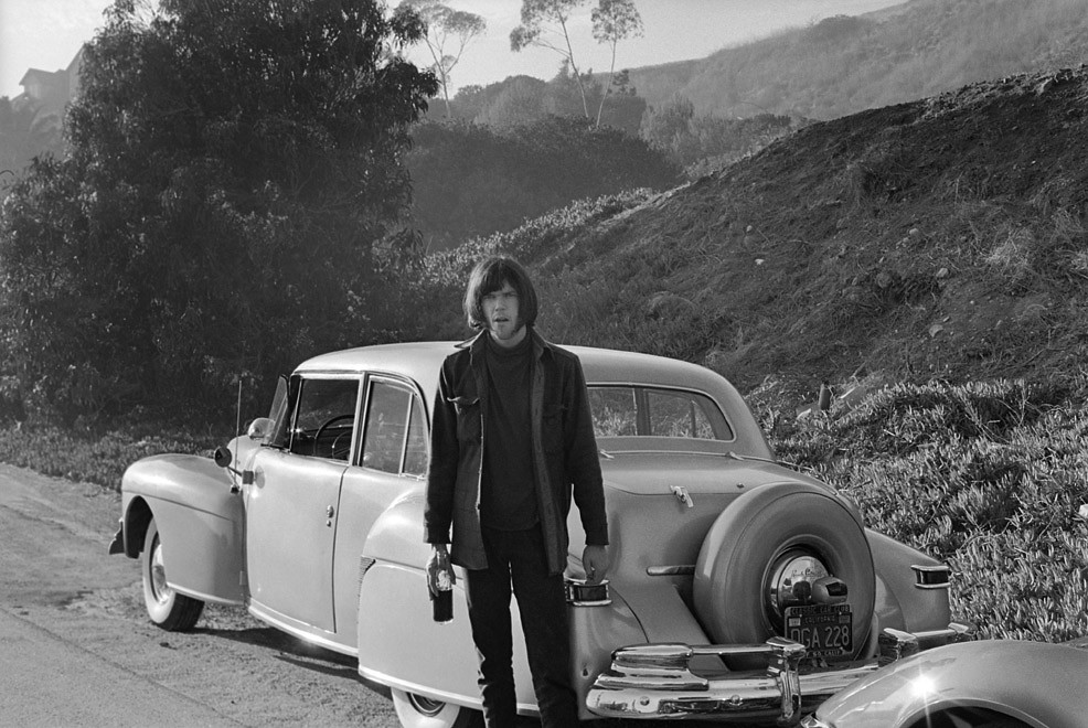 Sonic Editions - The Uncut Collection: Neil Young And His Classic Car