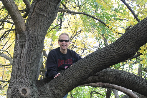 Dana Finds One in Tree
