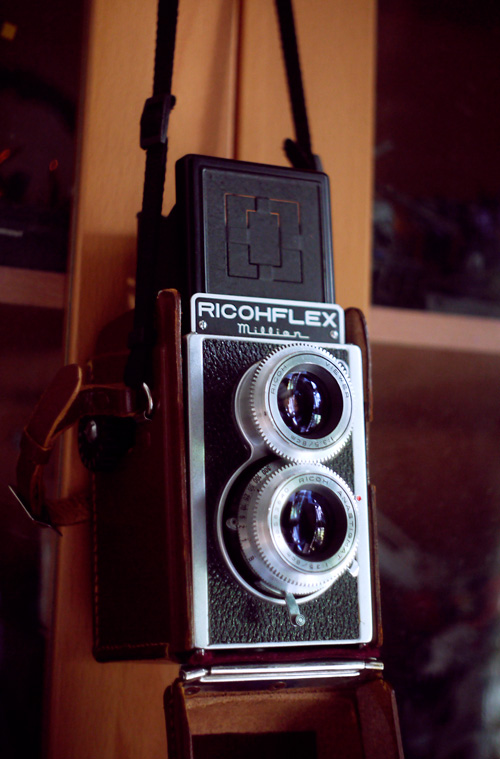 RicohFlex Million