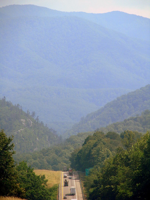 A drive through the Appalachians
