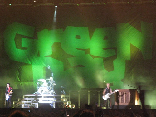 Masacre y Green Day @ Pepsi Music 2010 , Costanera Sur