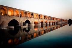 Si-o-se Pol (Dara Mulhern) Tags: iran persia esfahan isfahan