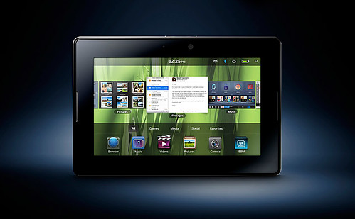 5119342482 c9fdf49738 AppWorld empieza a recibir aplicaciones para la Blackberry Playbook