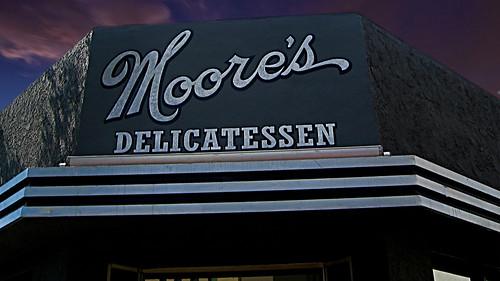 Moore's Delicatessen in Burbank