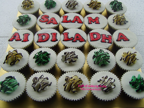 Aidiladha Cupcakes Set