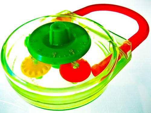 Toy Padlock