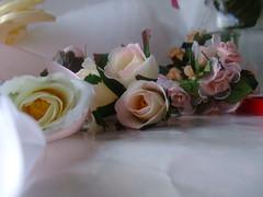 Roses (Irene Sarranheira) Tags: flores verde vintage natureza rosas hortensias passoapasso