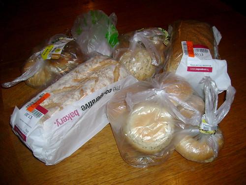 Bargain Bin Bread