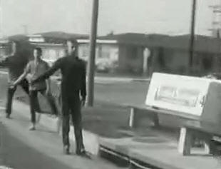 """Boys Beware"" 1961 public domain film screenshot"