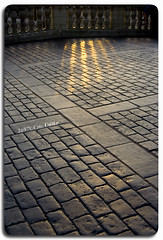 Walk On (KhrysTyany) Tags: light cobblestone paviment khrystyany