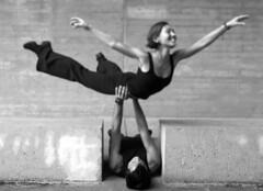 romeo and juliet (Bim Bom) Tags: bw dance lissianarafael