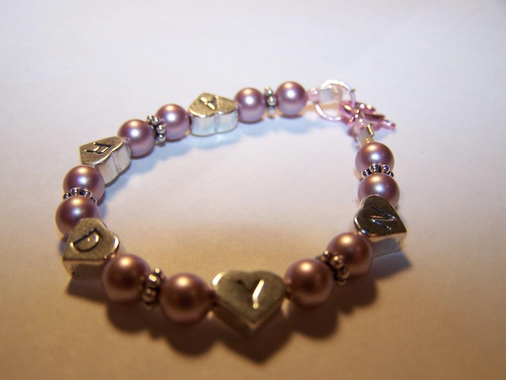 Ardyn's baby bracelet